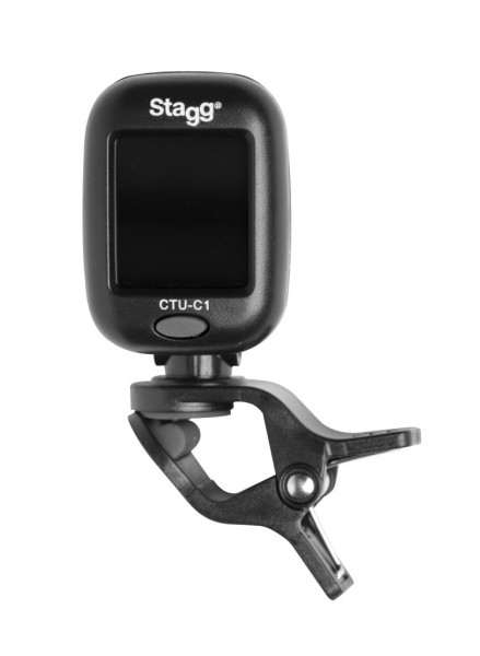 Stagg Clip-On Stimmgerät CTU-C1