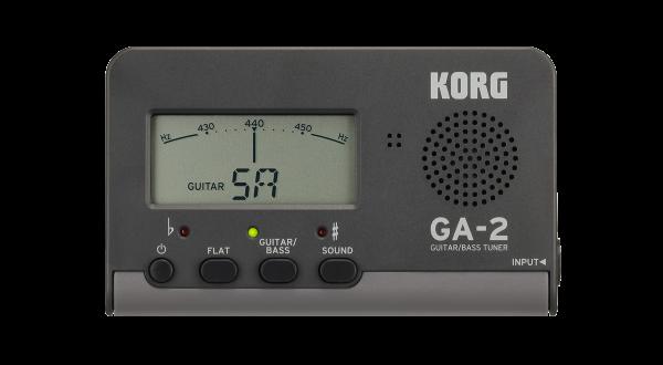 Korg Stimmgerät GA-2